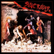 Image of SLAVE RAIDER - Take The World By Storm