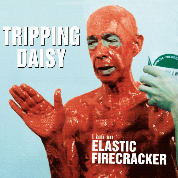 Image of i am an ELASTIC FIRECRACKER (Vinyl Record)