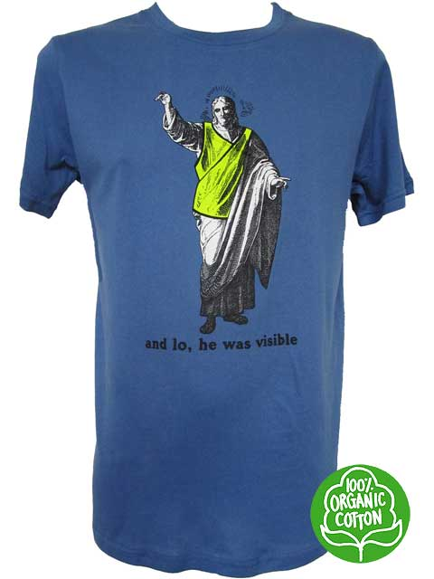 Image of High Vis Jesus Tee