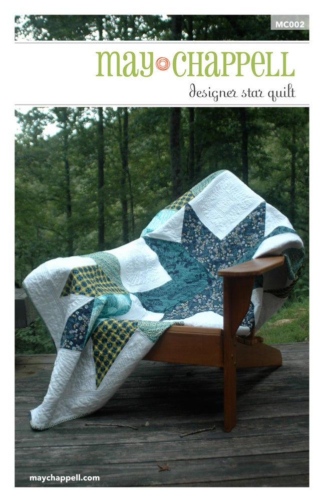 Image of Designer Star Quilt