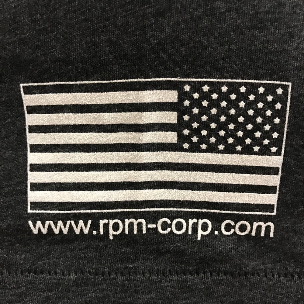 "Image of RPM Corp ""Stars & Stripes"" American Apparel T-Shirt"
