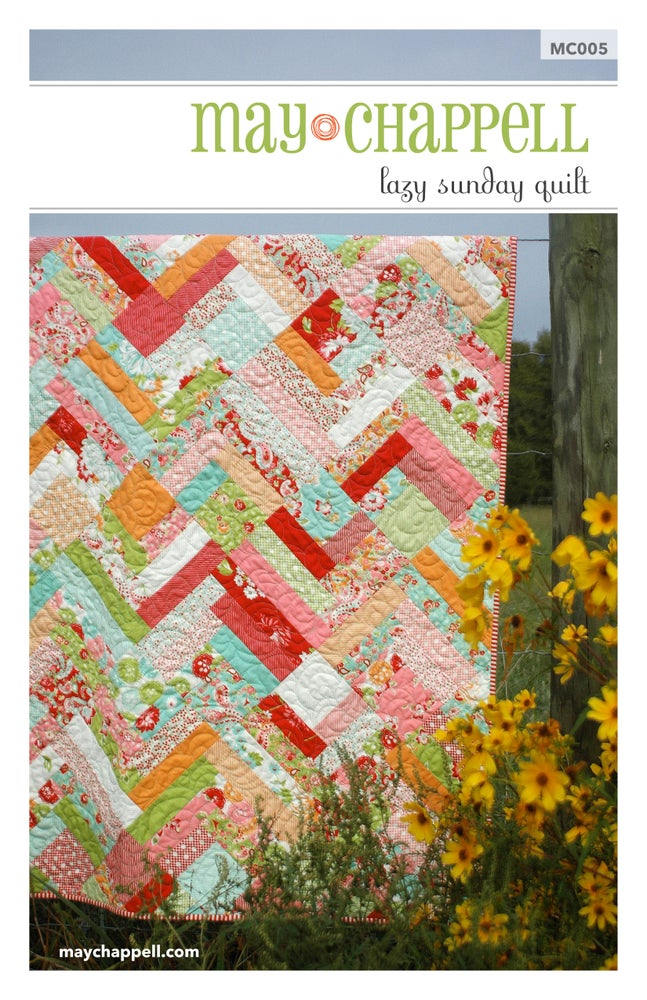 Image of Lazy Sunday Quilt
