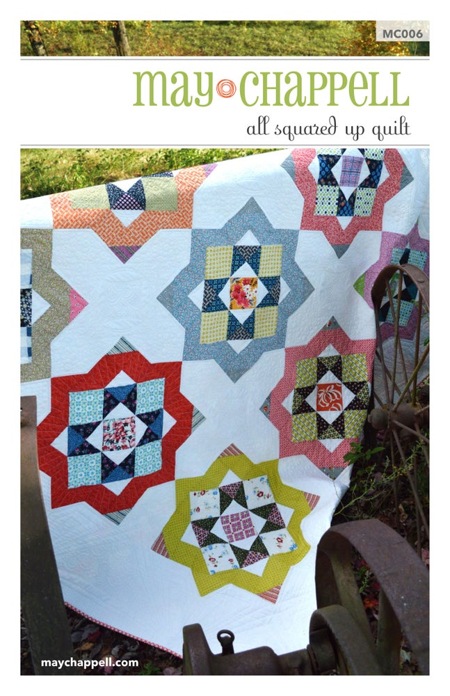 Image of All Squared Up Quilt