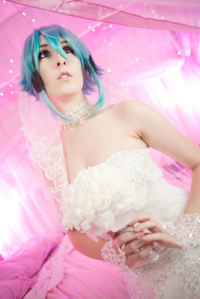 Image of Valentine's Wedding Sinon