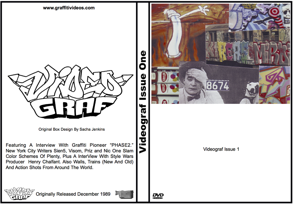Image of Videograf Issue 1