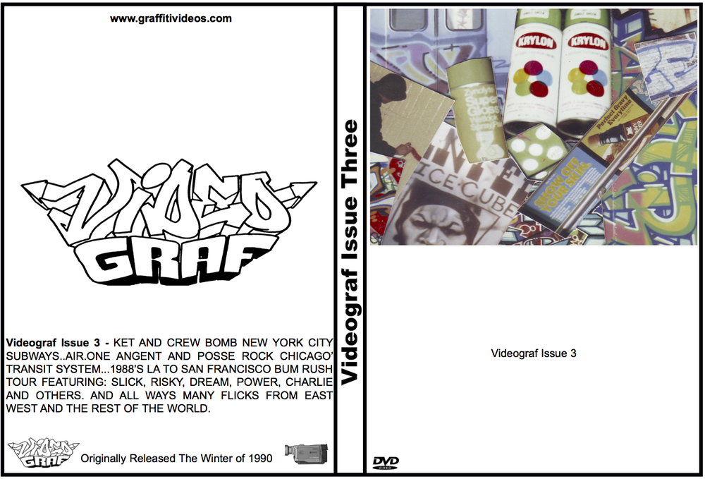 Image of Videograf Issue 3