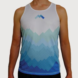 Men's Cerro Active Singlet - mekong