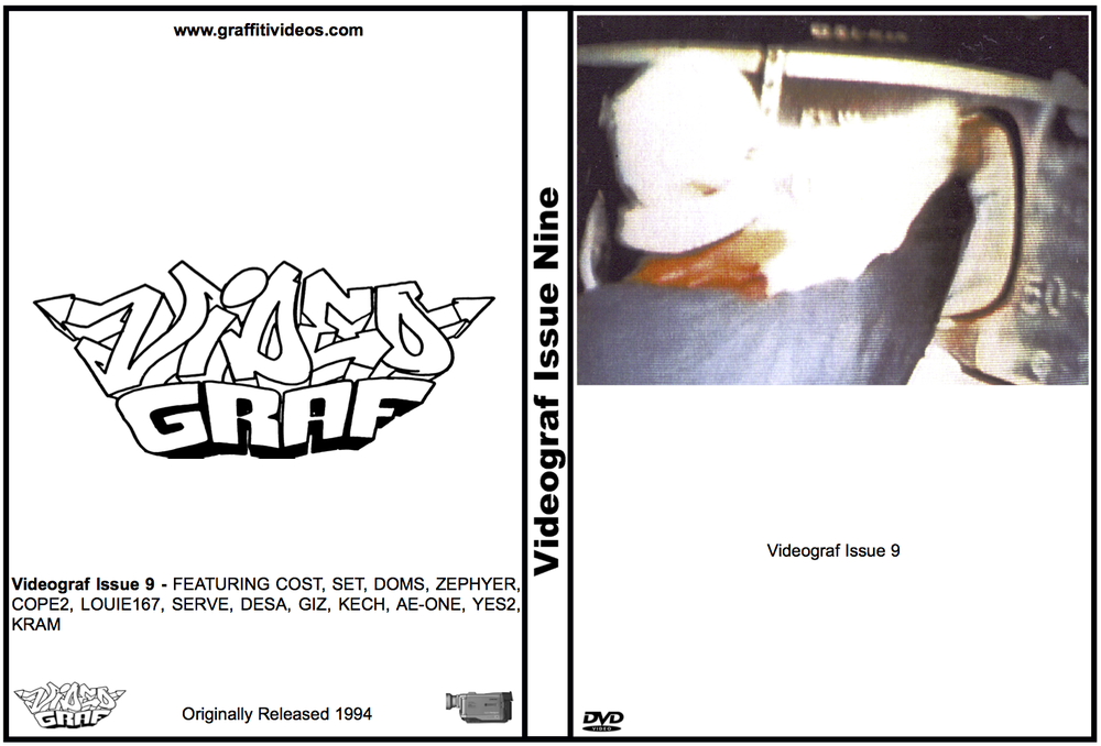 Image of Videograf Issue 9