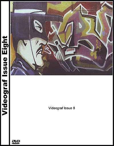 Image of Videograf Issue 8