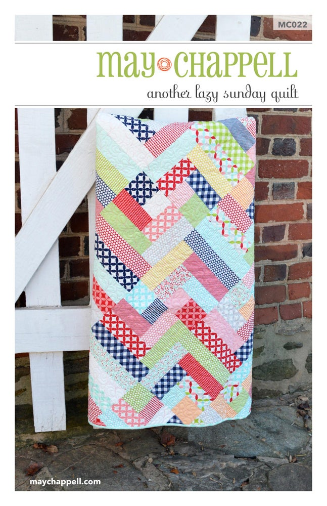 Image of Another Lazy Sunday Quilt