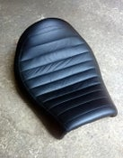 Image of ROLL TOP LOWRIDER SEAT FOR THE TRIUMPH ROCKET 3 R3 ROADSTER AND CLASSIC
