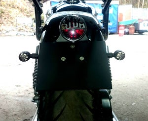 Image of MILLER STYLE STOP/ TAIL LIGHT AND MOUNT PLATE