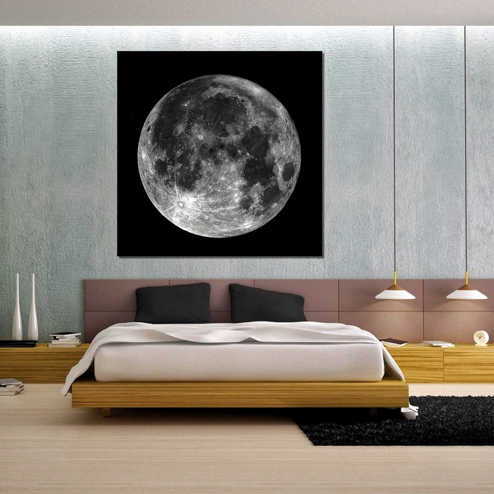 Image of The SuperMoon