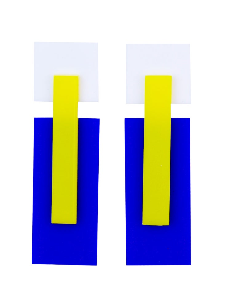 Image of Mondrian Earrings