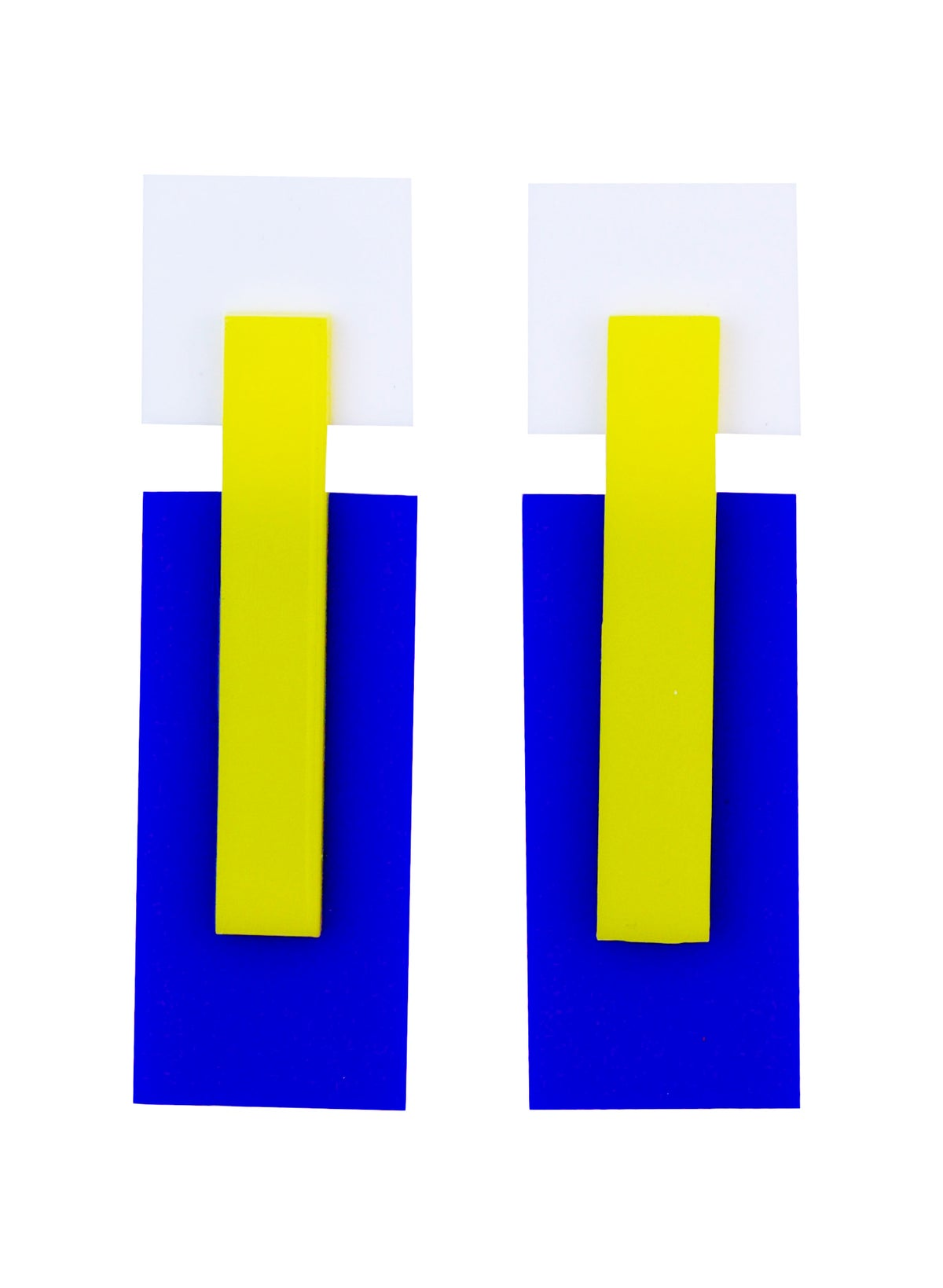 Image of Mondrian Earrings