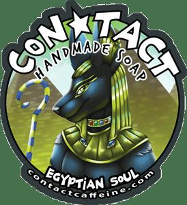 Image of Soap: Egyptian Soul - Egyptian Musk, Dragon's Blood, Myrrh, Patchouli
