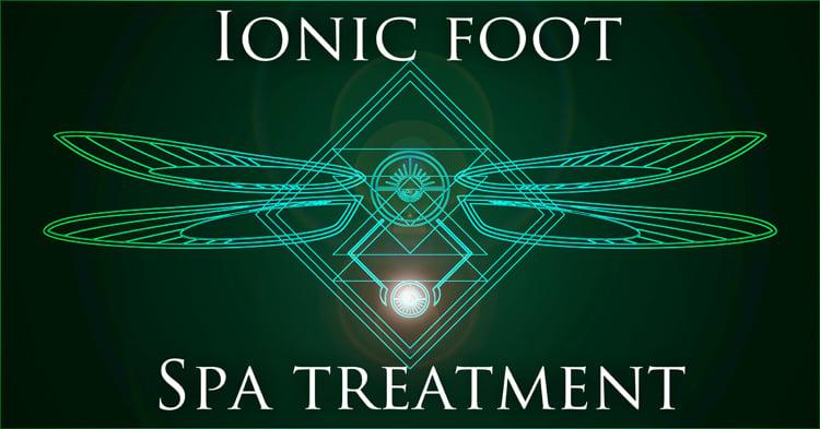 Image of Ionic Foot Bath