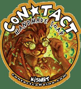 Image of Soap: Kismet - Patchouli, Incense, Amber, Orange, Lavender