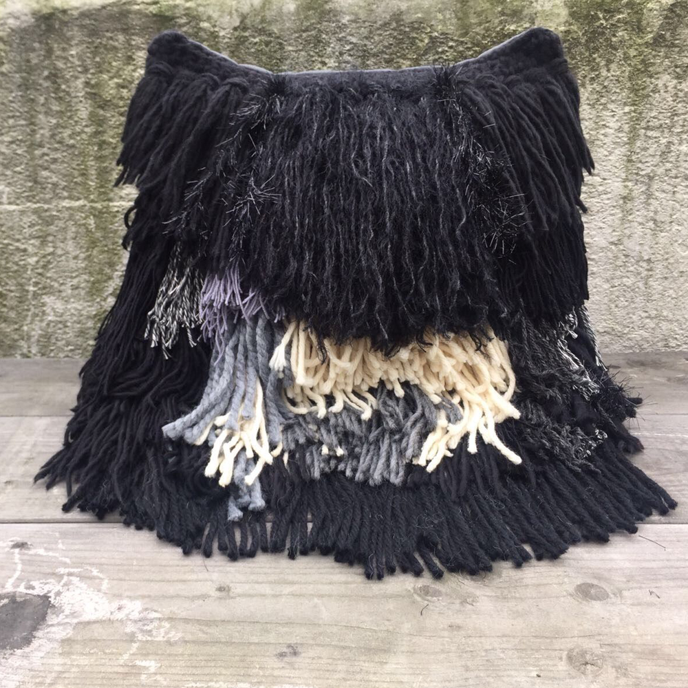 Image of All The Fringe Cushion