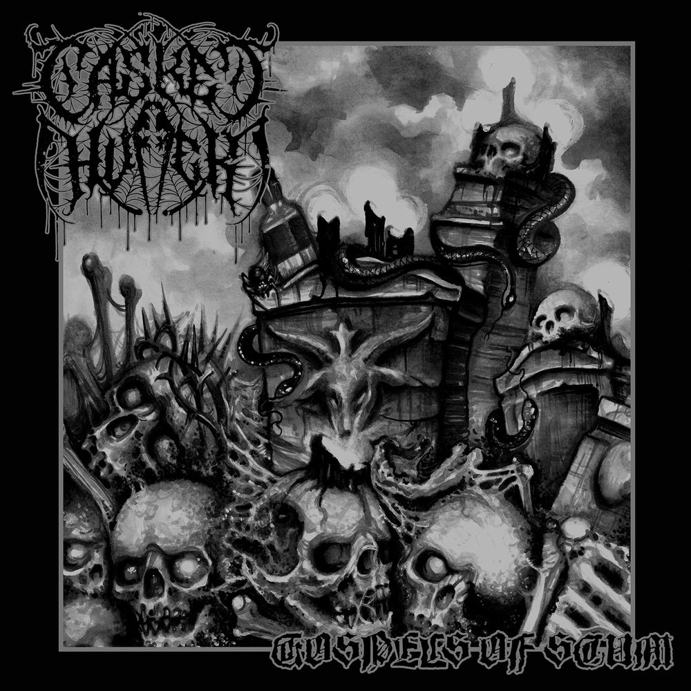 Image of Casket Huffer - Gospels of Scum LP