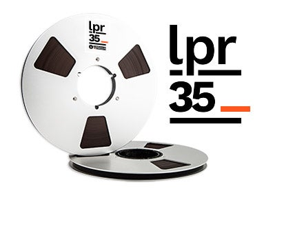 "Image of LPR35 1/4"" X3600' 10.5"" Metal Reel Hinged Box"