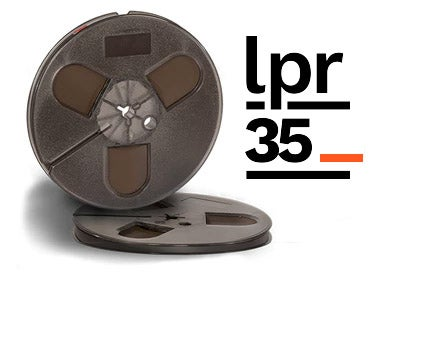 "Image of LPR35 1/4"" X885' 5"" Plastic Reel Hinged Box"