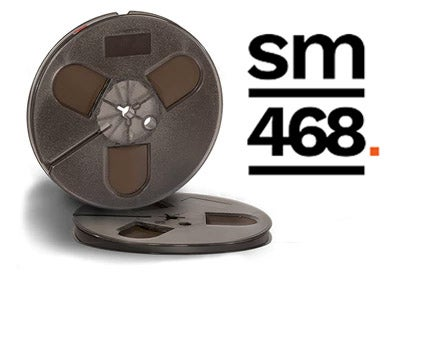 "Image of SM468 1/4"" X600' 5"" Plastic Reel Hinged Box"