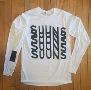 Image of LONG SLEEVE SHIRT (white)