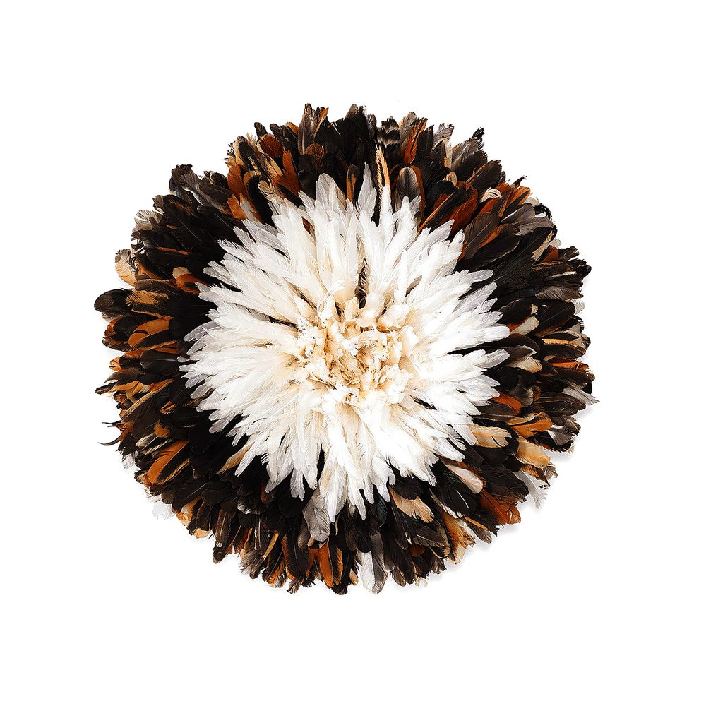 Image of Juju Hat Brown & White
