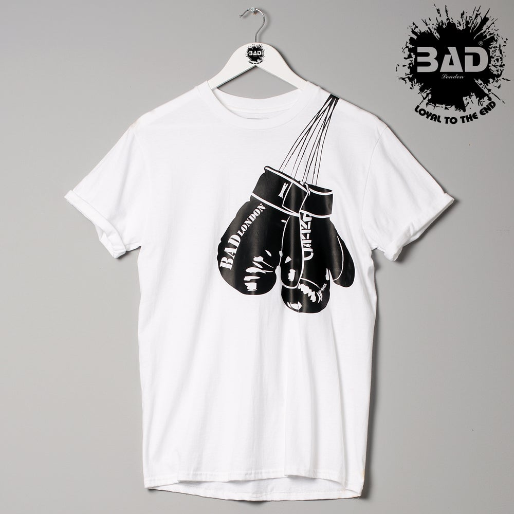 BAD Athletics Collection London Couture Urban Designer Fighter Fashion T Shirt