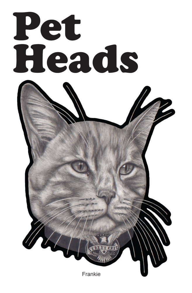 Image of Pet Heads zine