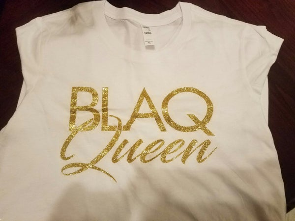 Image of BLAQ QUEEN WHITE