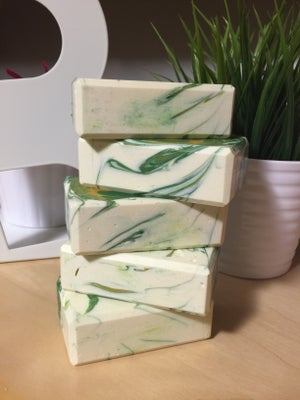 Image of Lemon Sugar Soap