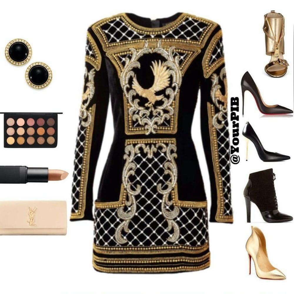 Image of PIB Roni Dress