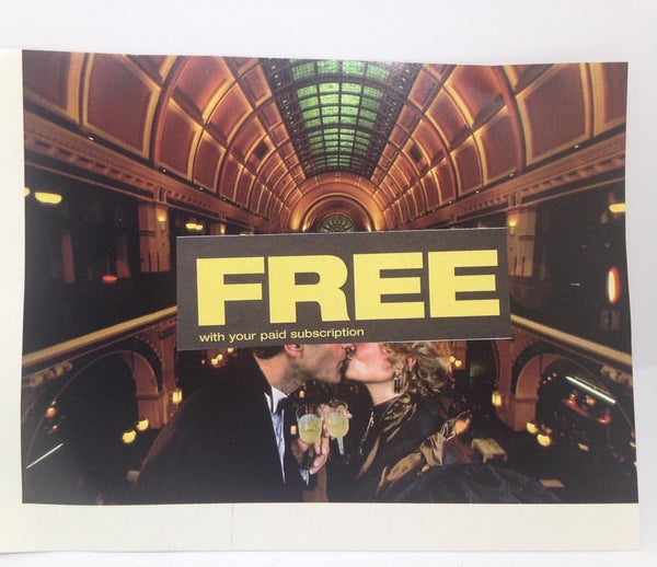 Image of FREE (Digital print)