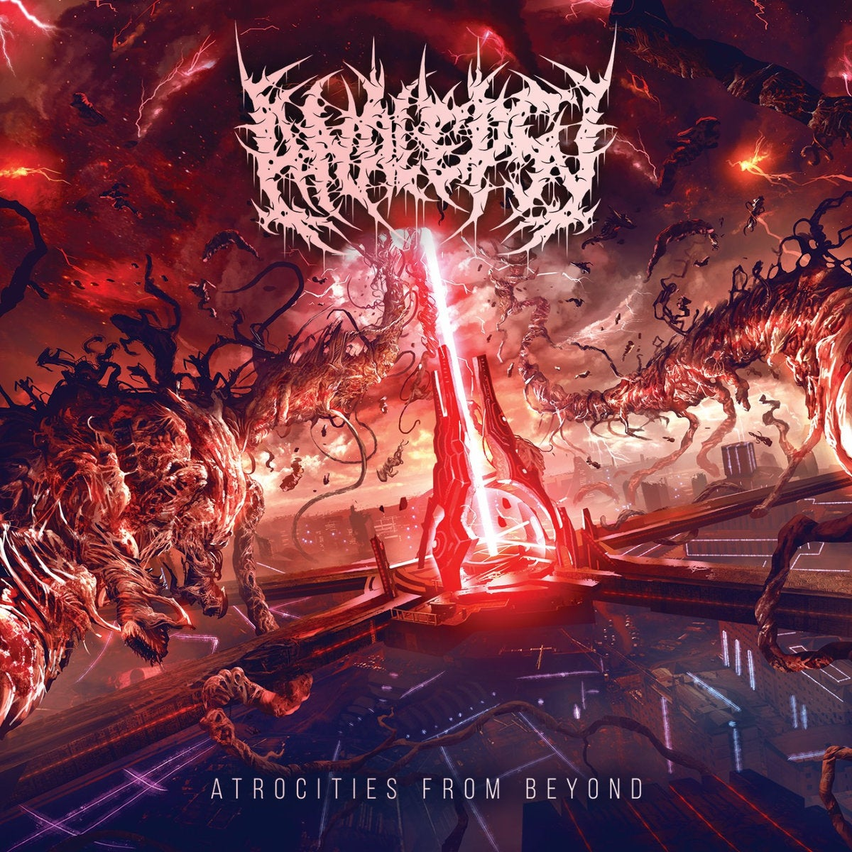 Rising Nemesis Records Analepsy Atrocities From Beyond