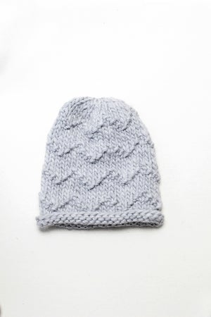 Image of Mattawa zig zag toque of Peruvian highland wool (more colours