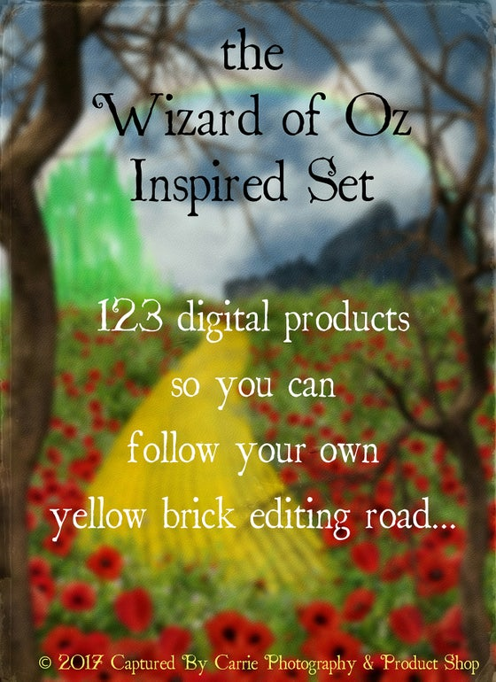 Image of Wizard of Oz Inspired Set