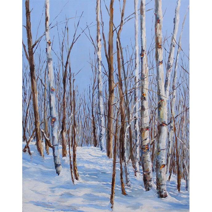 Image of - Crisp Winter Day -