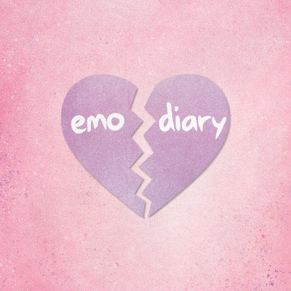 Image of emo diary