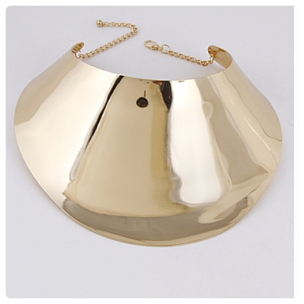 Image of Mirror Mi Choker Necklace