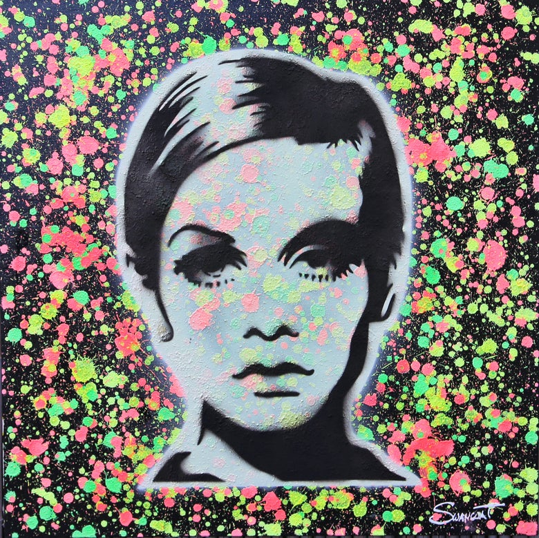 Image of Twiggy of the Cosmos