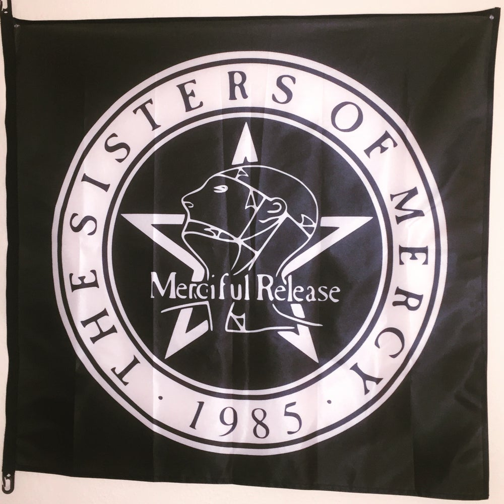 Forever Punk Sisters Of Mercy Banner