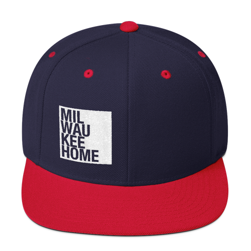 Image of MILWAUKEEHOME SNAPBACK (more color options)