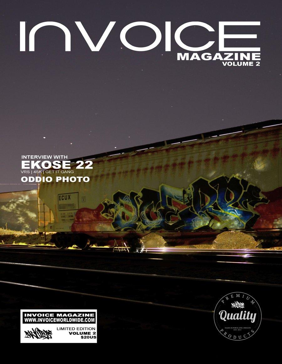 Image of Invoice Magazine: Volume 2