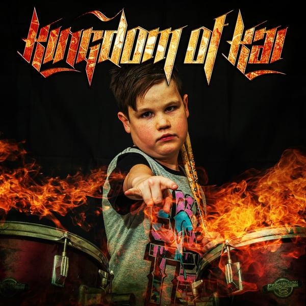 Image of Kingdom Of Kai CD