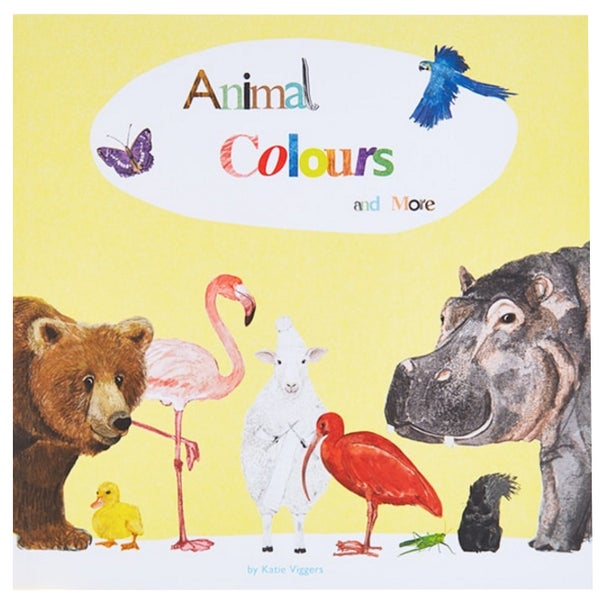 Image of Animal Colours and More