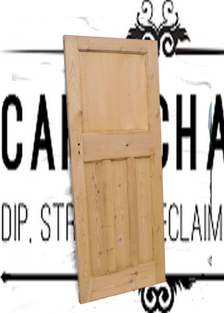 Image of 1930s Internal Clear Pine Doors