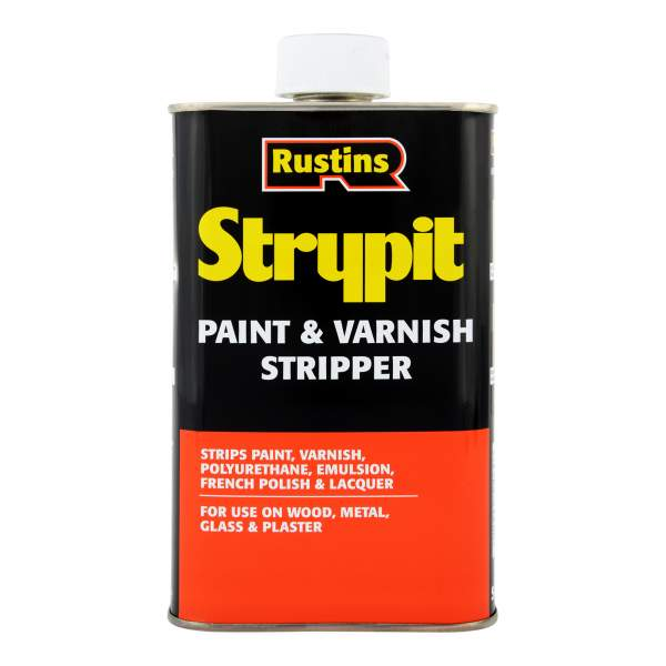 Image of Rustins Strypit Paint and Varnish Stripper