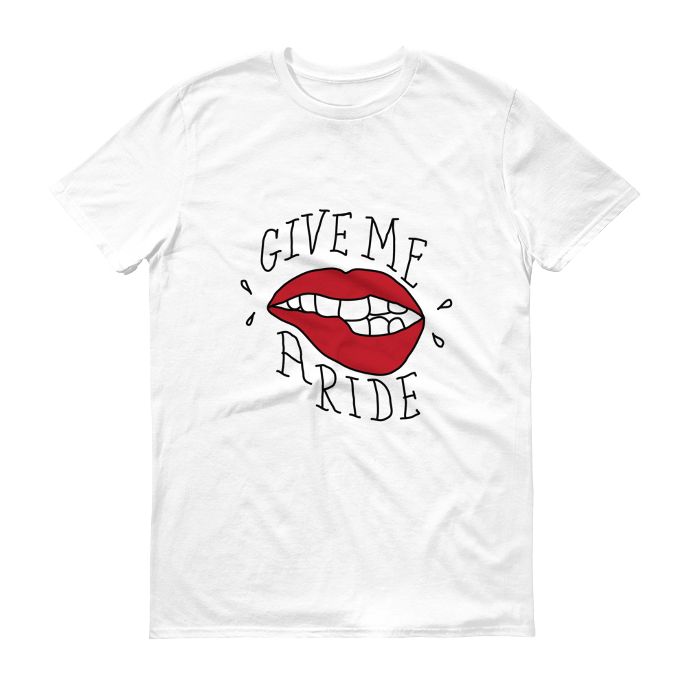 Image of Give Me A Ride Tee